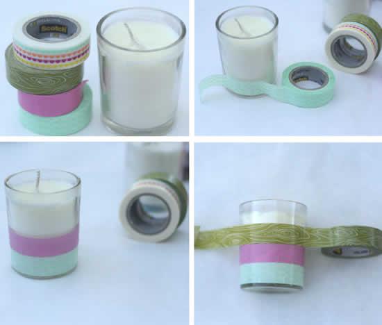 Como fazer velas artesanais com potes