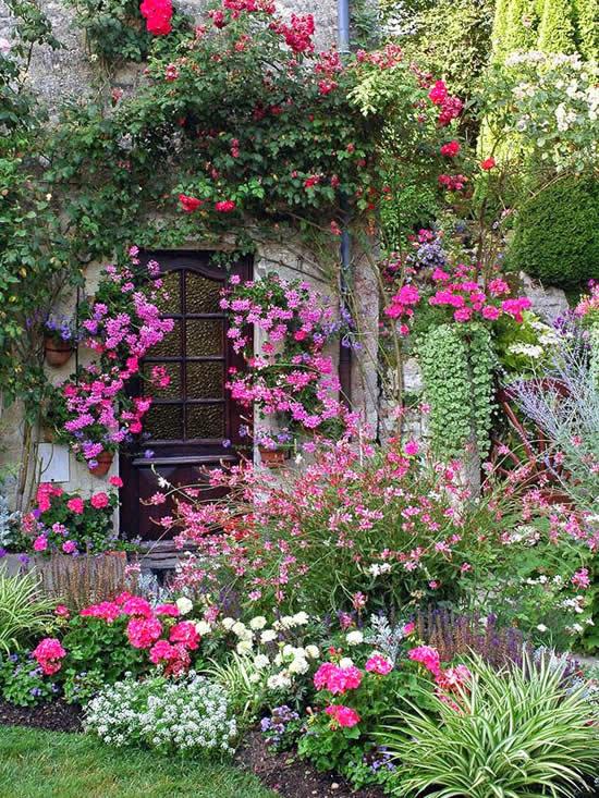 Decoração de jardim para te inspirar