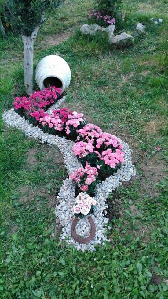 Ideias para decoração de jardim