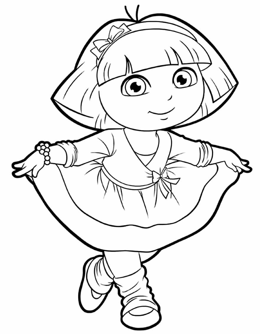 Desenhos lindos da Dora Aventureira