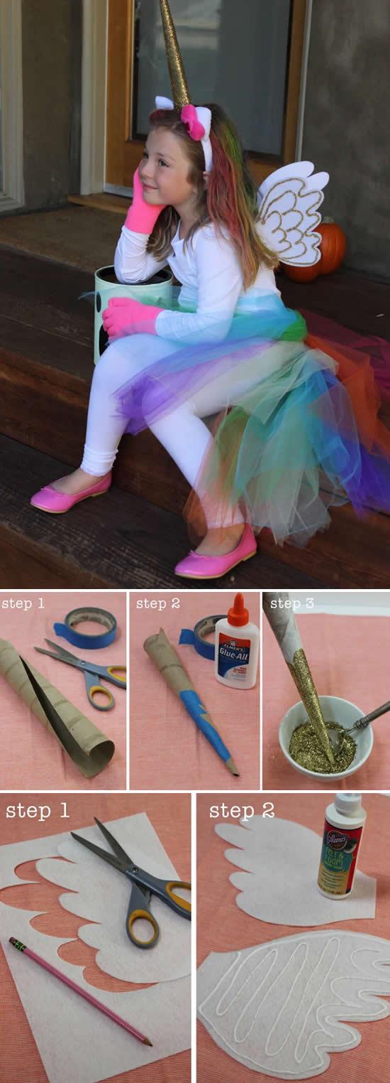 Como fazer fantasia infantil de Carnaval