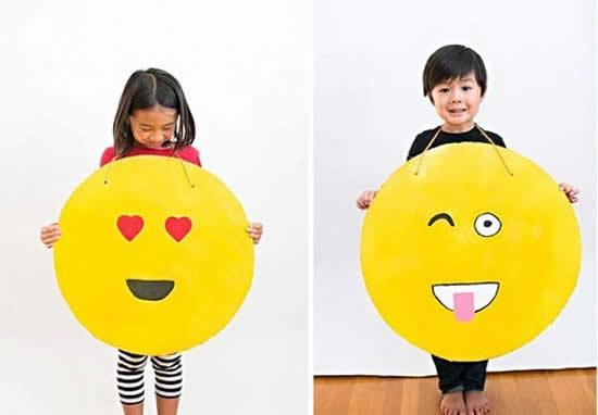 Fantasia criativa para criança