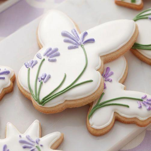 Biscoitos de páscoa