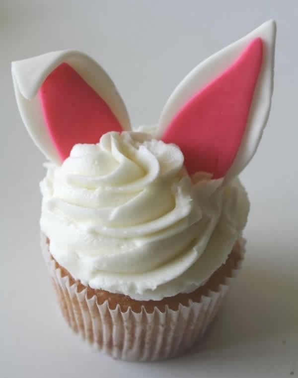 Lindo cupcake para Páscoa