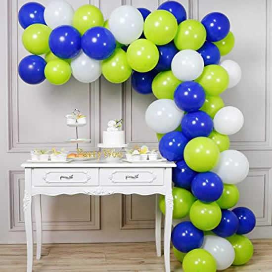 Ideias com balões para Páscoa