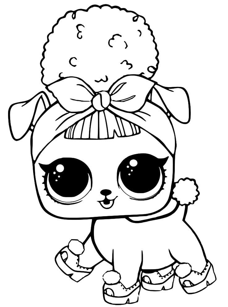 Desenho Pet LOL