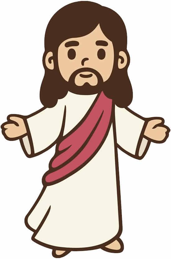 Molde de Jesus