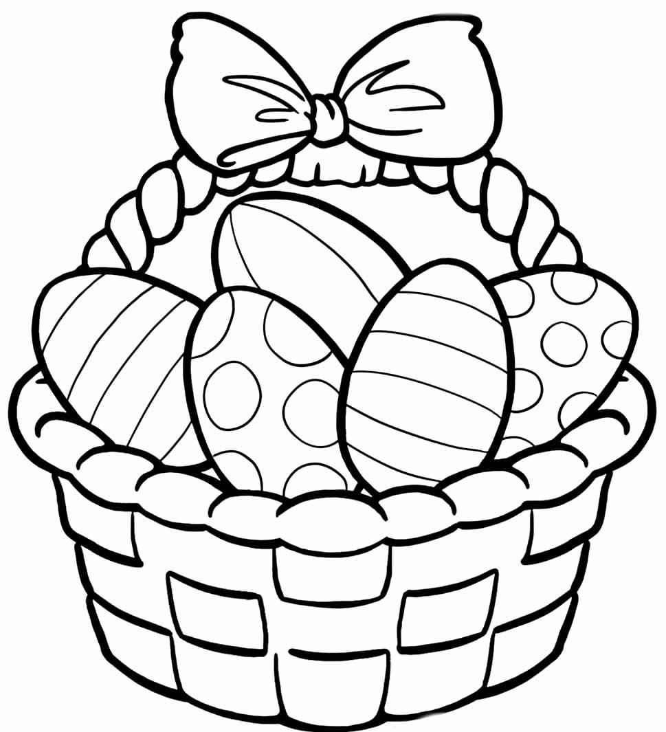 Desenhos De Pascoa Para Imprimir E Colorir Como Fazer Em Casa
