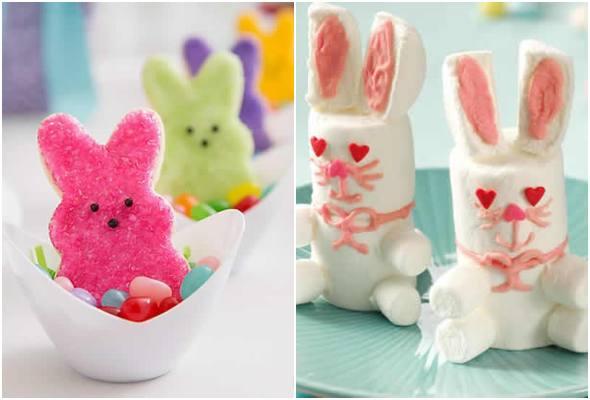 Docinhos lindos e criativos para a Páscoa