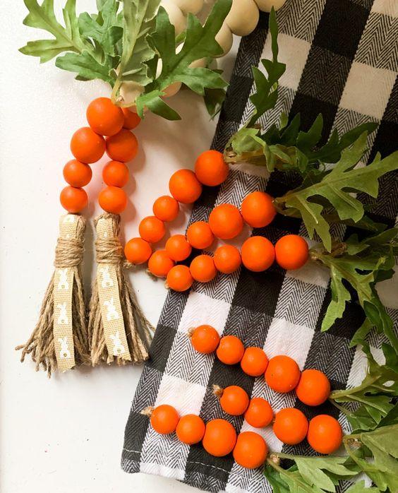 cenoura de madeira
