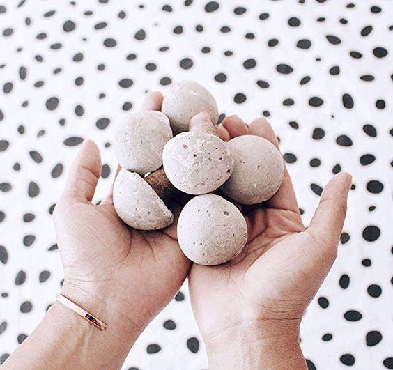 como fazer cogumelos decorativos para jardim (18)