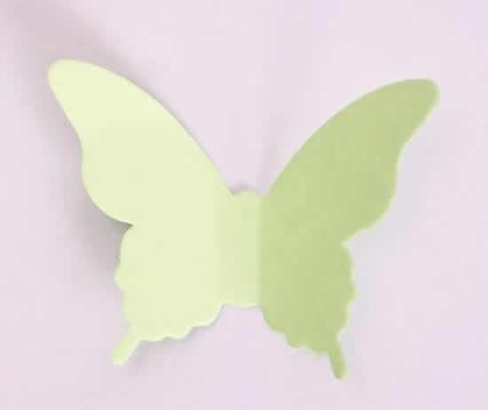 Como fazer borboleta de papel