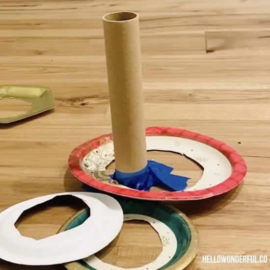 Atividade divertida para fazer com crianças