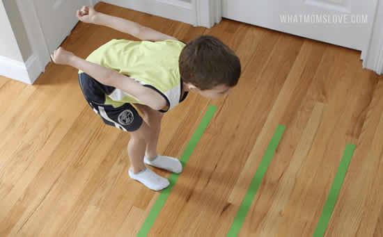 Atividade criativa para fazer com crianças
