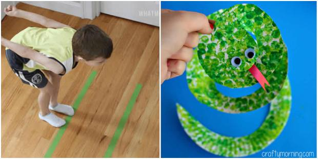 Atividades para fazer em casa com as crianças
