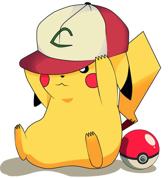Molde de Pikachu