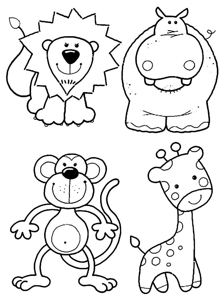 Desenhos de bichos