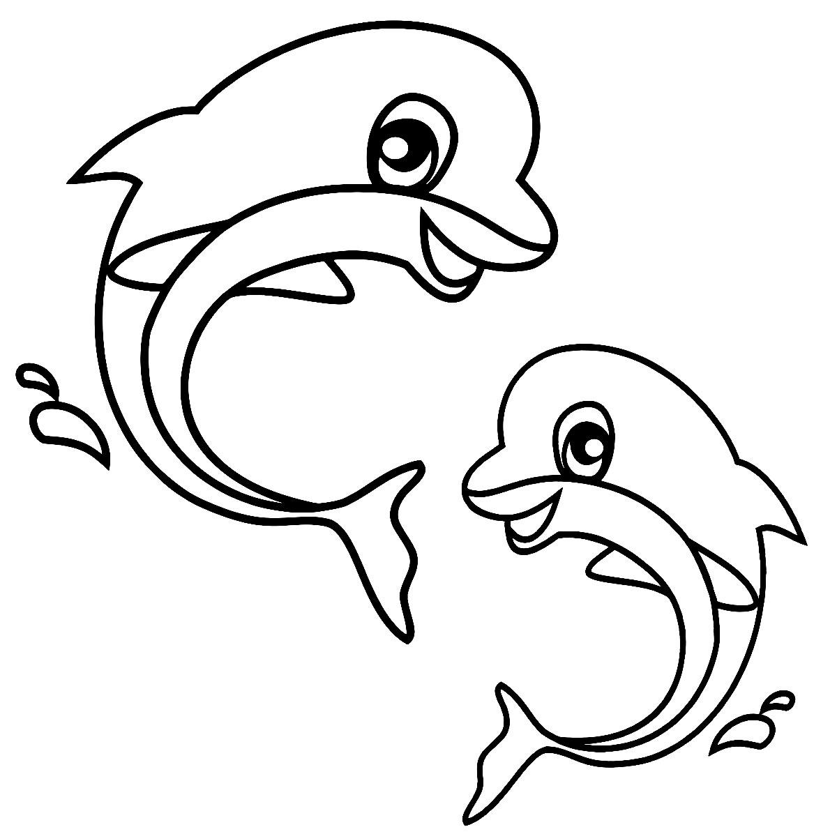Desenhos de baleias