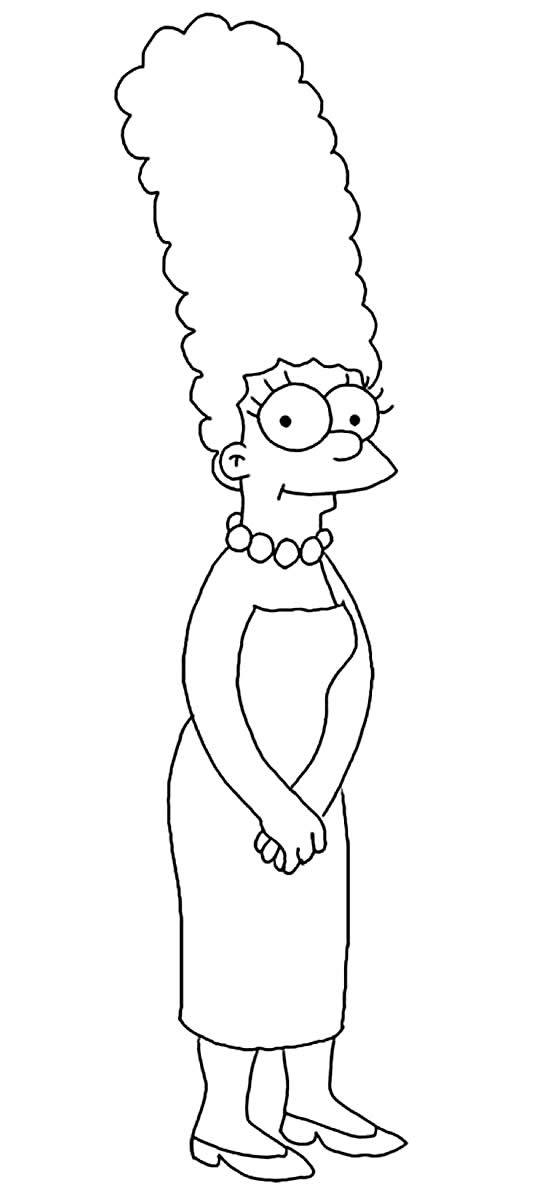 Marge Simpson - Os Simpsons
