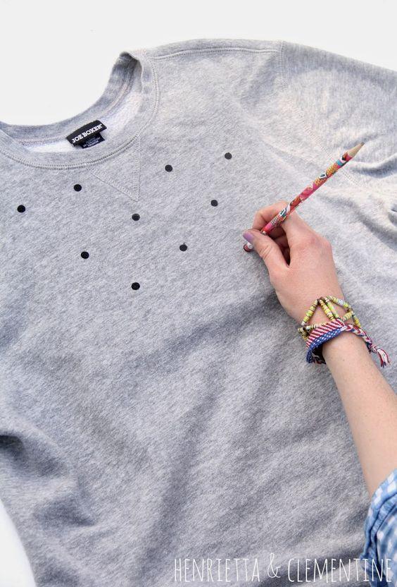 borracha de lápis para pintar tecido