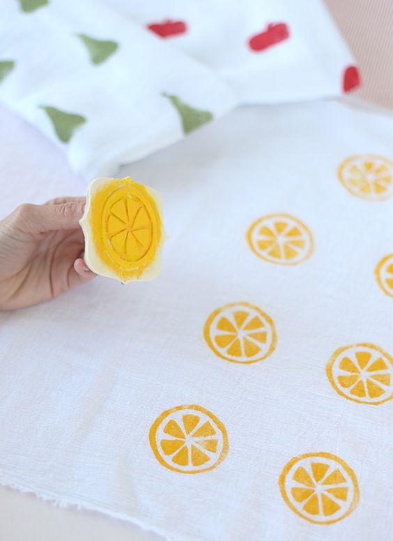 carimbo de limão