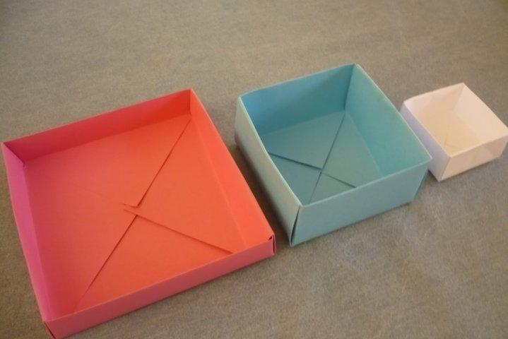 Como fazer uma caixinha de papel