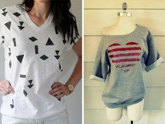 como customizar camisas