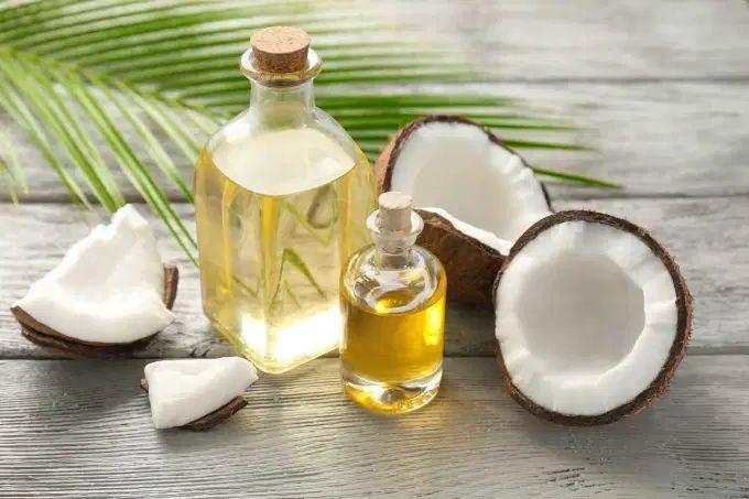 Como fazer shampoo de coco