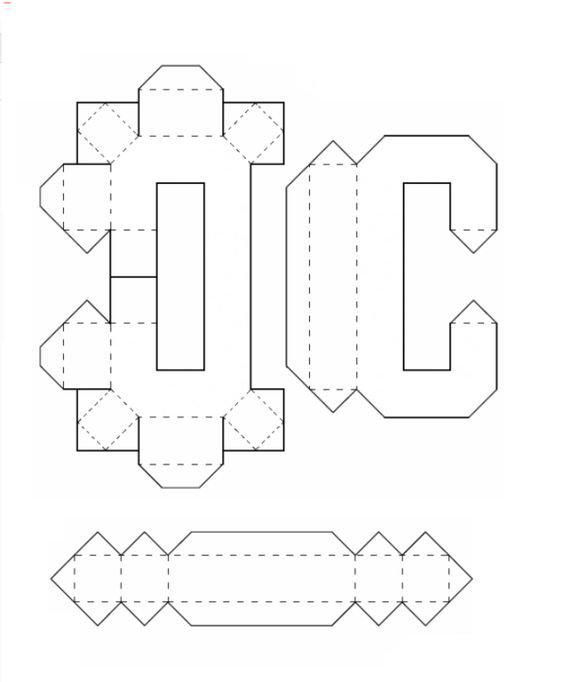 letra c planificada