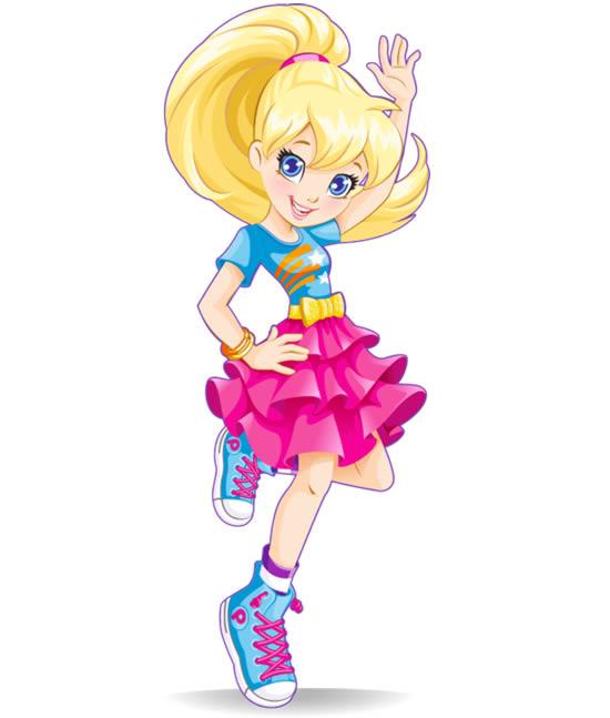 Desenho de Polly Pocket