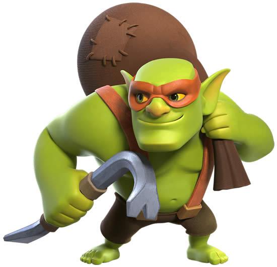 Clash of Clans - Goblin