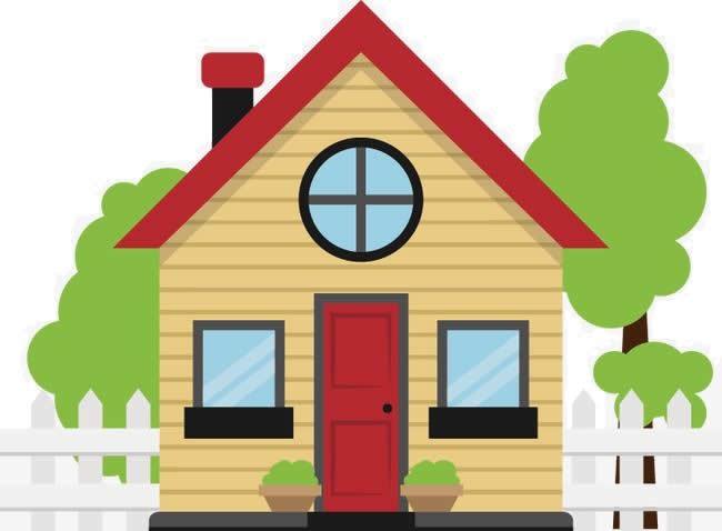 Desenho de Casa