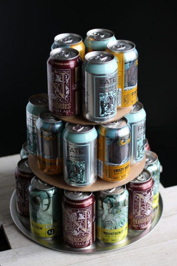 como fazer bolo festa boteco