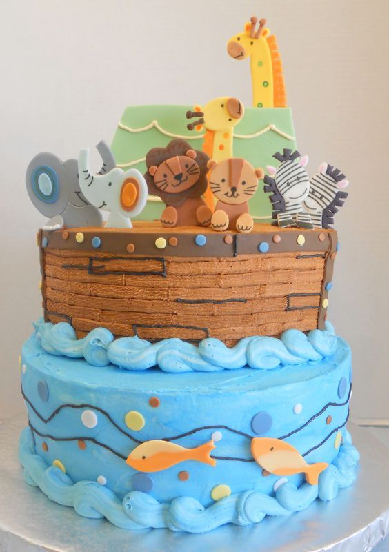 Bolos arca de noé