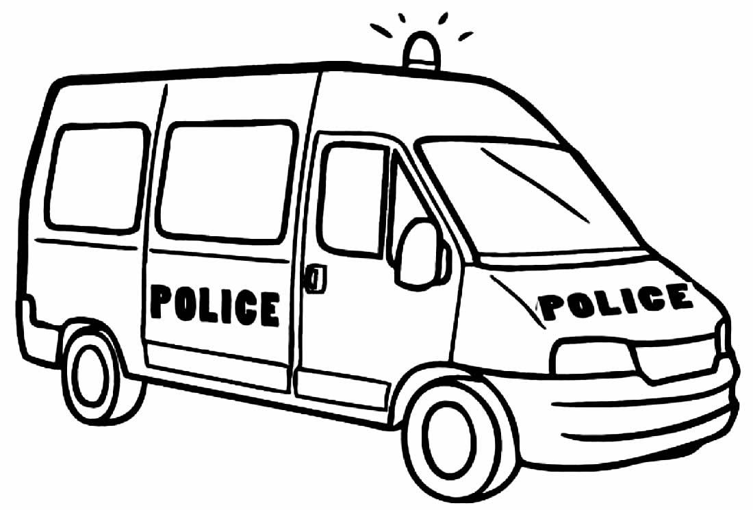 Imagem de carro de polícia