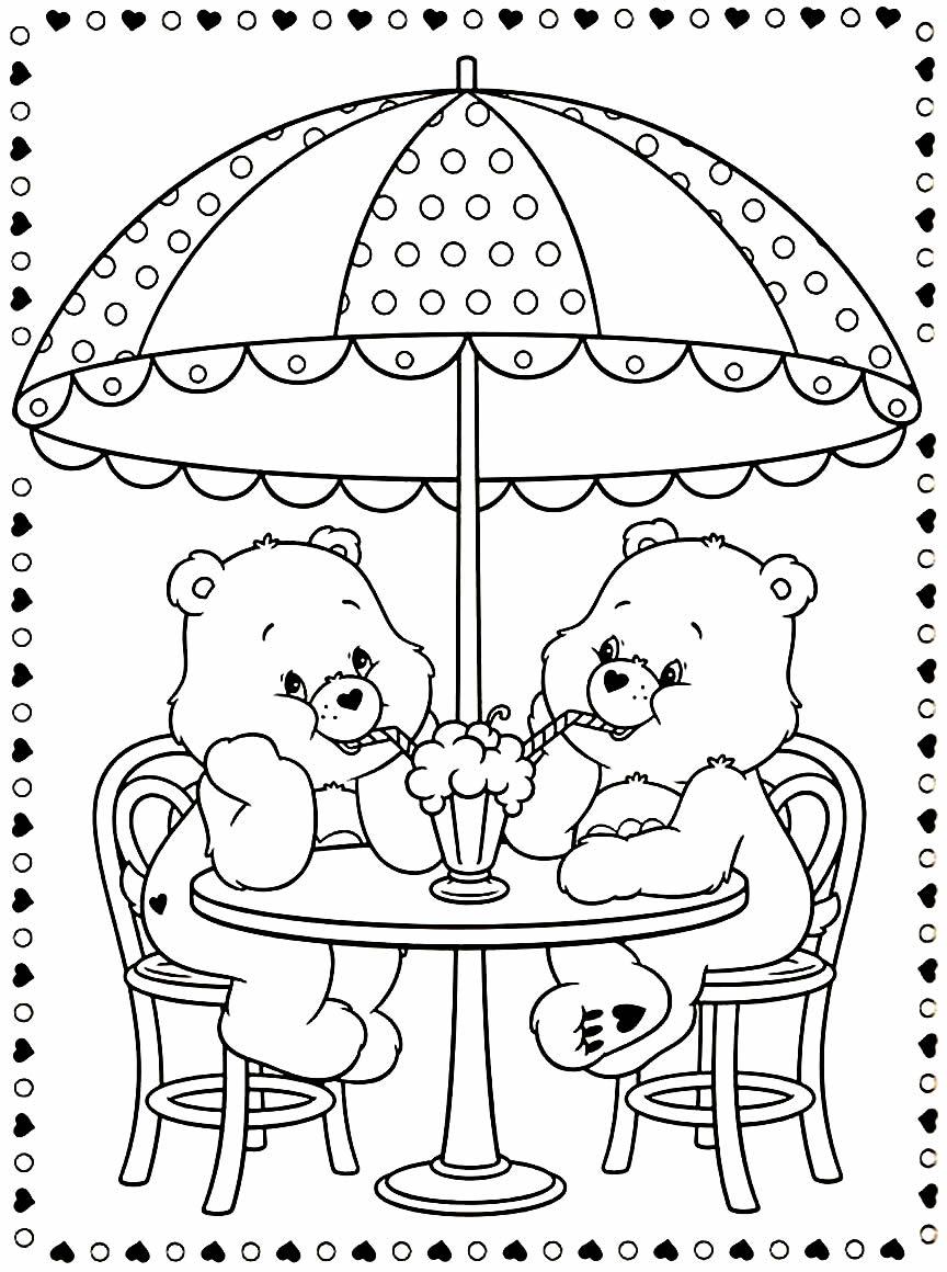 Imagem dos Ursinhos Carinhosos