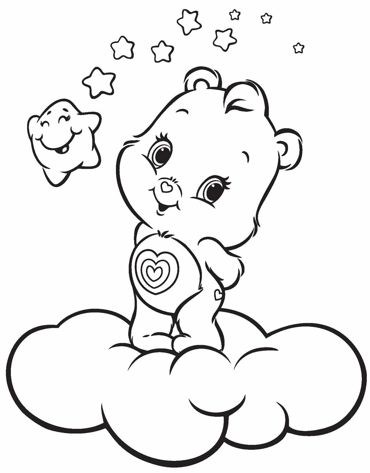 Desenho dos Ursinhos Carinhosos