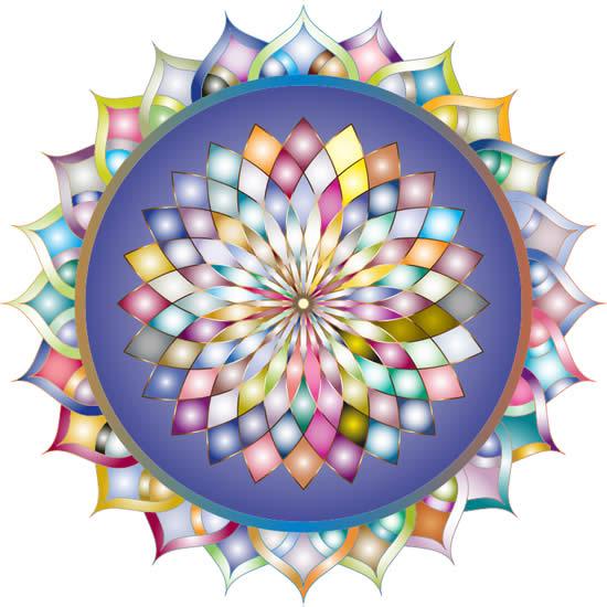 Molde de Mandala