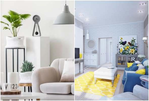 5 ideias de decoração em casa
