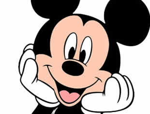 Desenhos lindos de Mickey Mouse