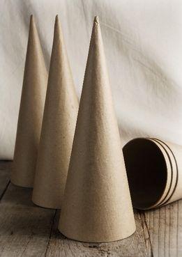 cone de papel