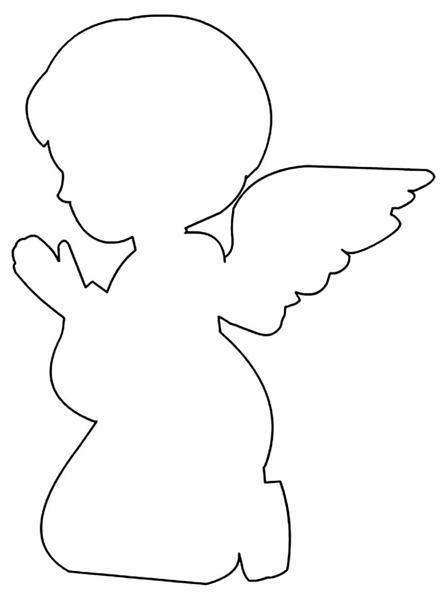 Modelo de anjo