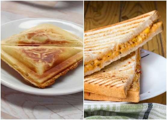 Receitas deliciosas para fazer na sanduicheira