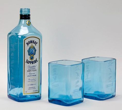 como reciclar garrafas de vidro