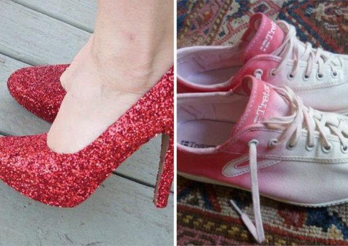 customizar sapatos