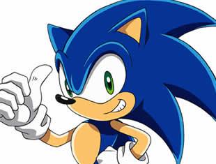 Desenhos lindos do Sonic