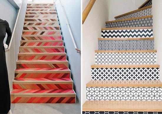 como decorar escadas 40 ideias inovadoras (2)