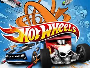 Desenhos Hot Wheels para colorir