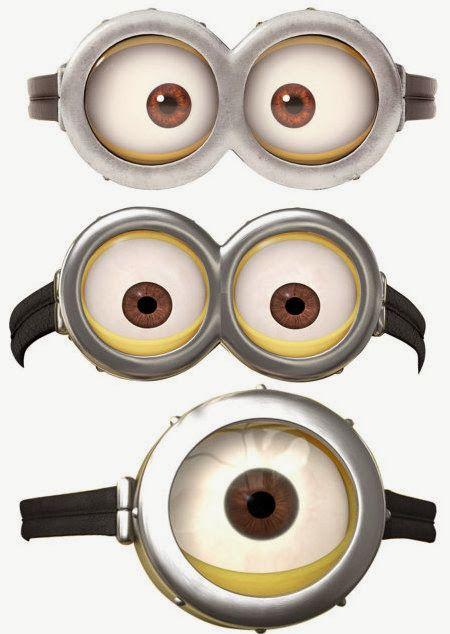 óculos de minions