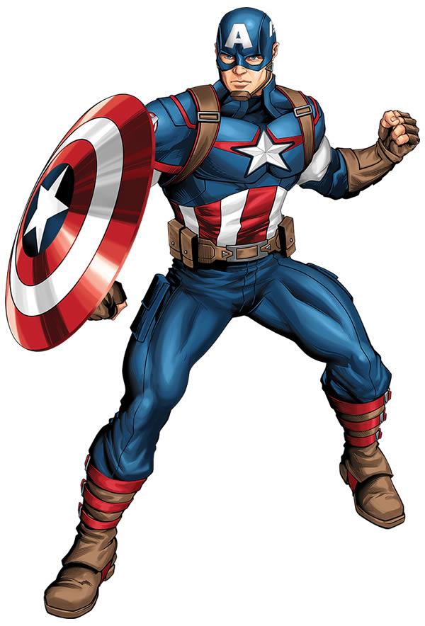 Imagem do Capitão América
